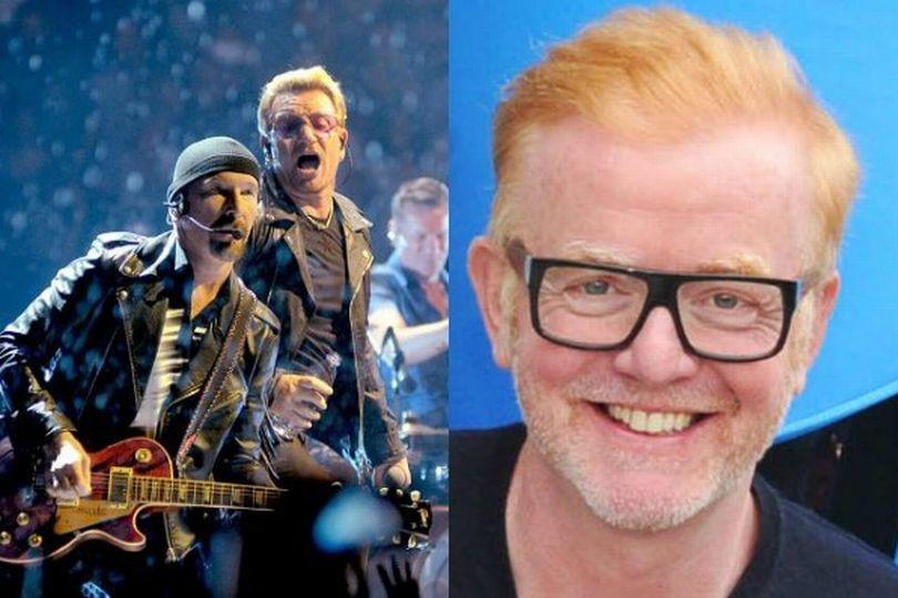 U2 Achtung - Tout sur U2 en français