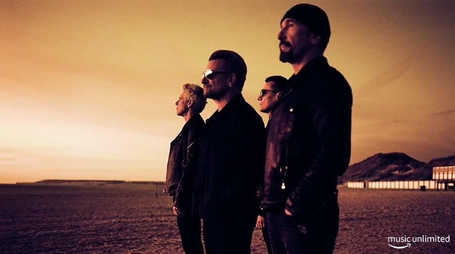 U2 à la BBC