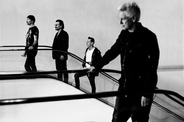 U2 nommé 4 fois aux Billboard Music Awards