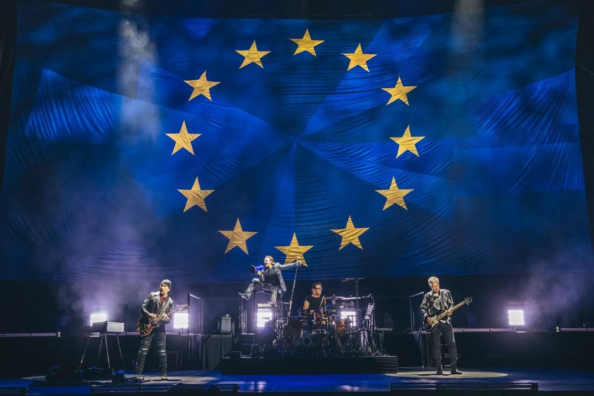 Report du concert de Berlin : Bono est de retour !