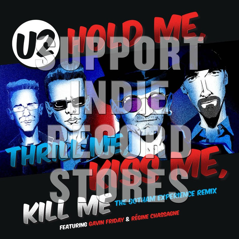 Black Friday 2018 : un nouveau vinyle U2