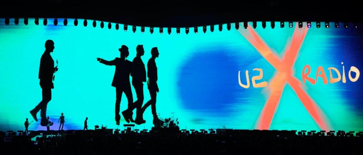 U2 annonce U2X Radio