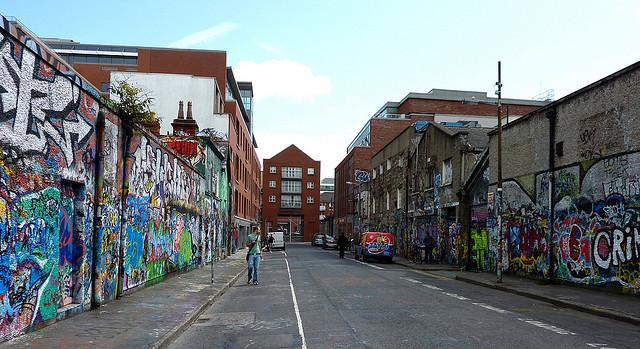 Dublin : les studios de Windmill Lane sont à louer